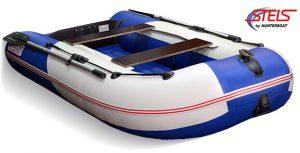 Лодка ПВХ Стелс (Stels) 275 аэро надувная под мотор