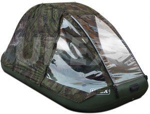 Тент-палатка на лодку Аква-Оптима 260