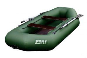 Лодка ПВХ Форт Бот (Fort Boat) 260 надувная гребная