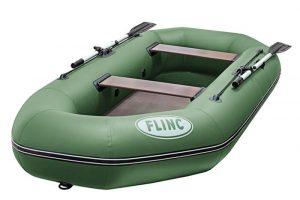 Лодка ПВХ Флинк (Flinc) F260 надувная гребная