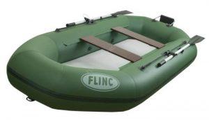 Лодка ПВХ Флинк (Flinc) F280TLA надувная гребная