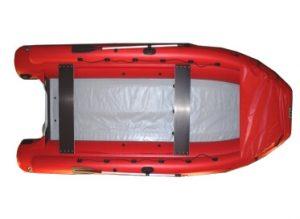 Лодка ПВХ Фрегат M-430 FM L V надувная под мотор