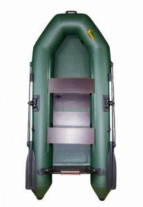 Лодка ПВХ Инзер 2 (250) М надувная под мотор