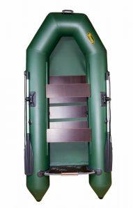 Лодка ПВХ Инзер 2 (280) М надувная под мотор