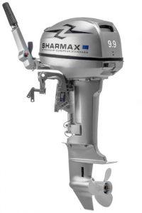 Лодочный мотор Шармакс (Sharmax) SM9.9HS (9,9 л.с., 2 такта)