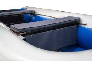 Фото комплекта мягких накладок с сумкой (верх ткань) (80 см)
