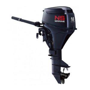 Фото мотора NS MARINE NMF 9,8 B S (9,8 л.с., 4такта)