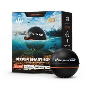 Беспроводной Эхолот Deeper Smart Sonar PRO+