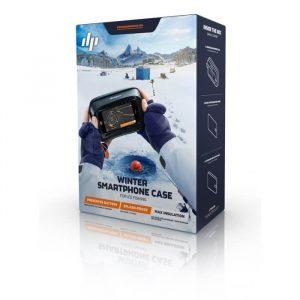 Фото зимниего чехла для смартфона Deeper (бол.) до 160х80 мм
