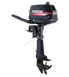 Лодочный мотор Ханкай (Hangkai) 6HP (6 л.с., 2 такта)