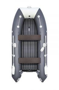 Лодка ПВХ Таймень LX 3600 НДНД надувная под мотор