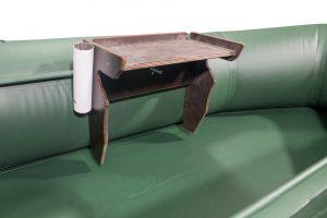 Столик в лодку ПВХ с держателем спиннинга (УКБ) №3