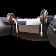 Фото транцевых колес на моторную лодку (МЛ)