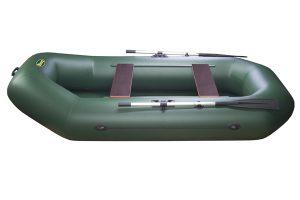 Лодка ПВХ Инзер 290 U надувная гребная
