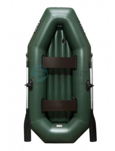 Лодка ПВХ Skiff (Скиф) 240 НД надувная гребная
