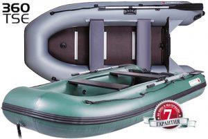 Лодка ПВХ Юкона (YUKONA) 360TSE (F) надувная под мотор