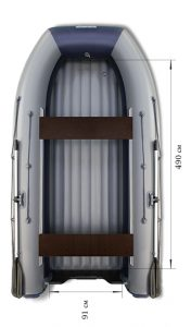 Фото лодки Флагман DK 550 НДНД