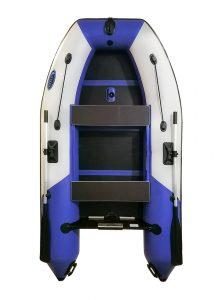 Лодка ПВХ STEFA 275 надувная под мотор