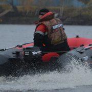 Фото лодки Хантер 380 ПРО