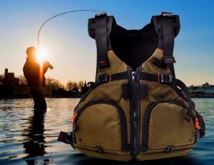 Спасательный жилет для рыбалки и охоты