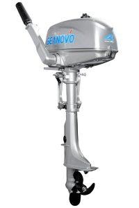 Лодочный мотор Seanovo SN4FHS (4 л.с., 2 такта)