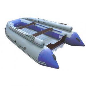 Фото лодки REEF Тритон 340F НД
