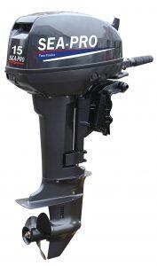 Лодочный мотор Сеа Про (Sea Pro) T 15S (15 л.с., 2 такта)