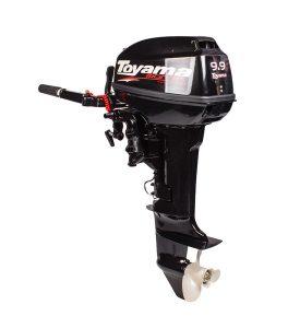 Лодочный мотор TOYAMA T9,9BMS (9,9 л.с., 2 такта)