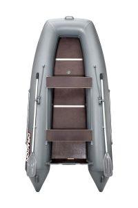 Лодка ПВХ DRAGON 360 LC надувная под мотор