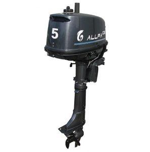 Лодочный мотор ALLFA CG T5 (5 л.с., 2 такта)